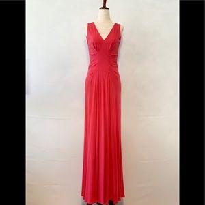 Issa London Silk Maxi Dress